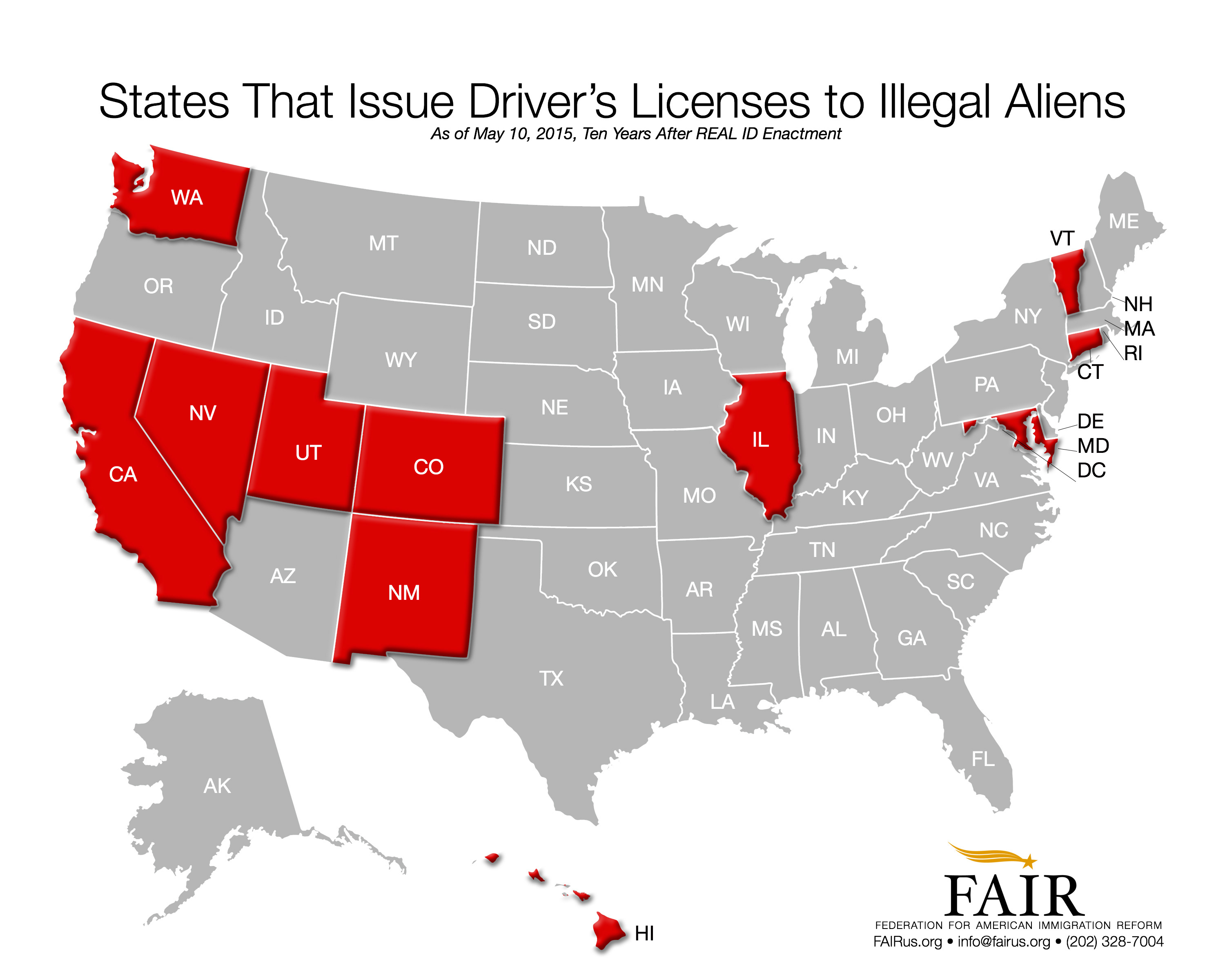 Real Later Act Ten American Federation Id For The Immigration Reform Years