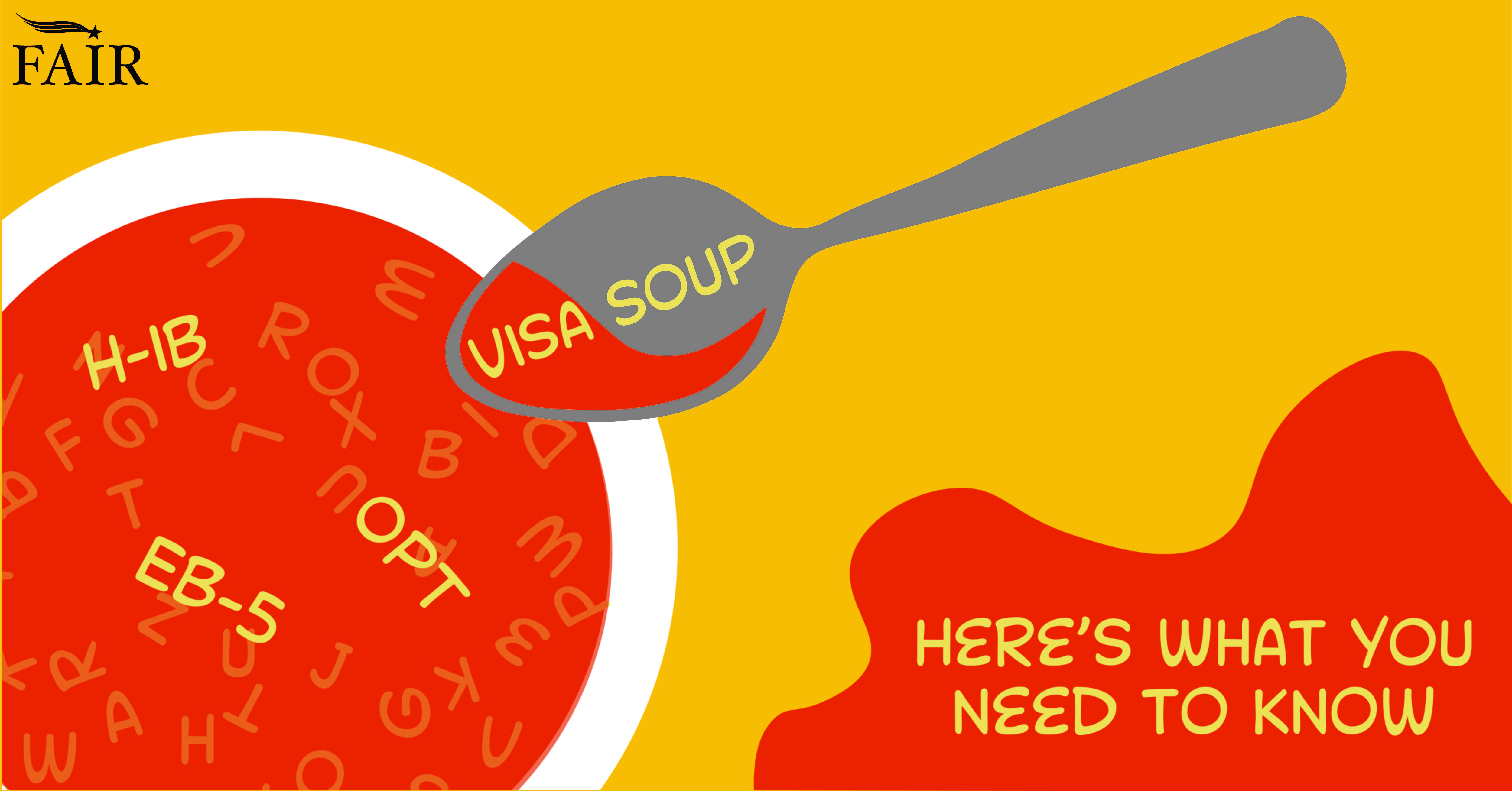 Bowl of Visa Soup