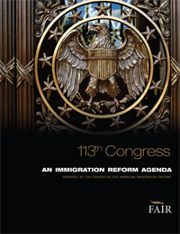 An Immigration Reform Agenda 2013